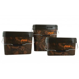 Кофа Fox Camo Square Bucket