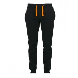 Панталон FOX Black & Orange Lightweight Joggers