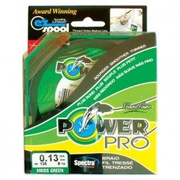 Power Pro - Moss Green