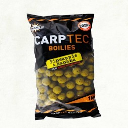 Топчета Dynamite CarpTec Pineapple & Banana 1кг 15мм