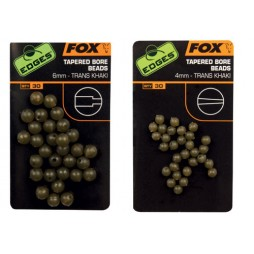 Стопери Fox Tapered Bore Beads
