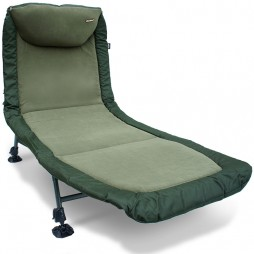 Легло NGT Classic Bedchair with Recliner