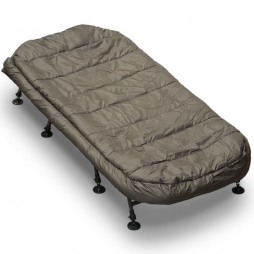 Легло NGT Profiler Bedchair Sleeping Bag System