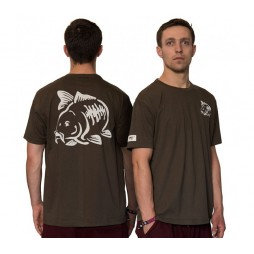 Тениска NGT Carpers Green Tshirt