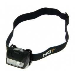 Челник NGT Dynamic Cree Light - 200 lumens