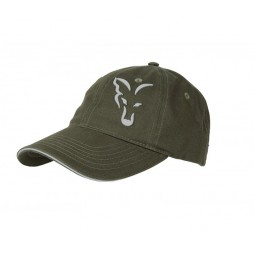 Шапка Fox Green & Silver Baseball cap