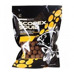 Протеинови топчета Nash Scopex Squid Stabilised Boilies 1kg 18mm
