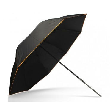 """Чадър NGT 50"""" Deluxe Black Match Brolly"""