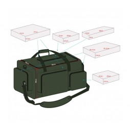 Чанта Pelzer Hold All Box Bag - XXLarge