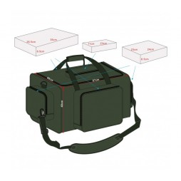 Чанта Pelzer Hold All Box Bag - XLarge